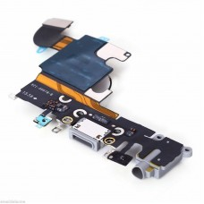 "For iPhone 6S 4.7"" Lightning Connector Charging Dock/Port Headphone Jack"