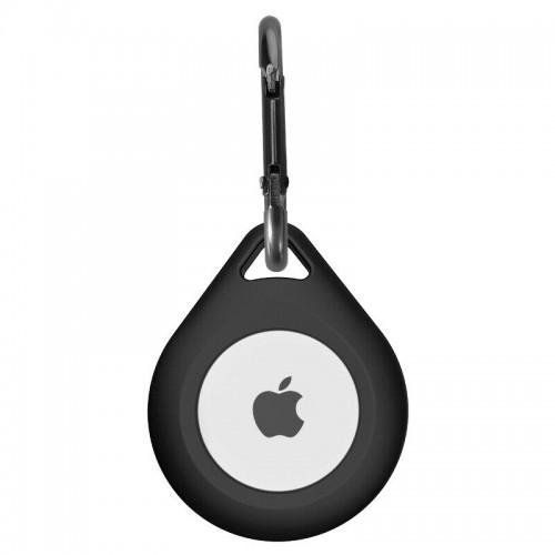 Apple AirTag Silicone Case Black