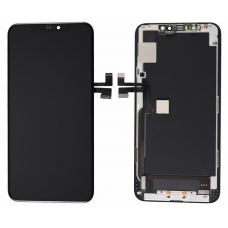 HEX iPhone 11 Pro Max AMOLED Display Touch Screen Digitizer Replacement Black
