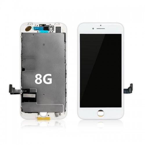 MP⁺ iPhone 8 / iPhone SE 2020 Replacement LCD Touch Screen White
