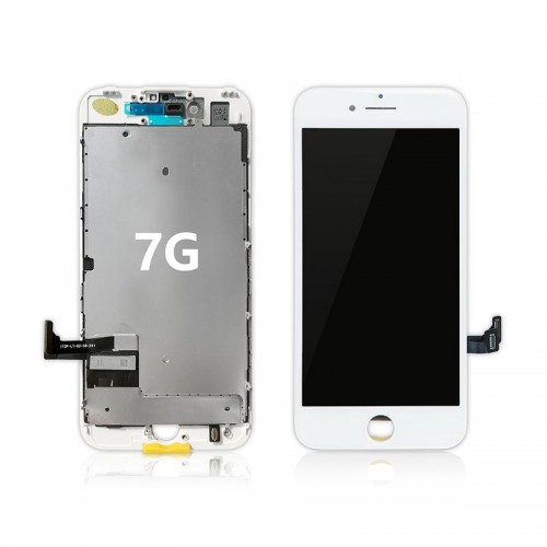 MP⁺ iPhone 7 Replacement LCD Touch Screen White