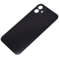 Big Hole Replacement Back Cover For iPhone 12 Mini Black