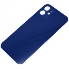 Big Hole Replacement Back Cover For iPhone 12 Blue