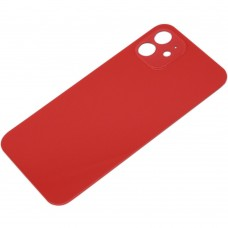 Big Hole Replacement Back Cover For iPhone 12 Mini Red