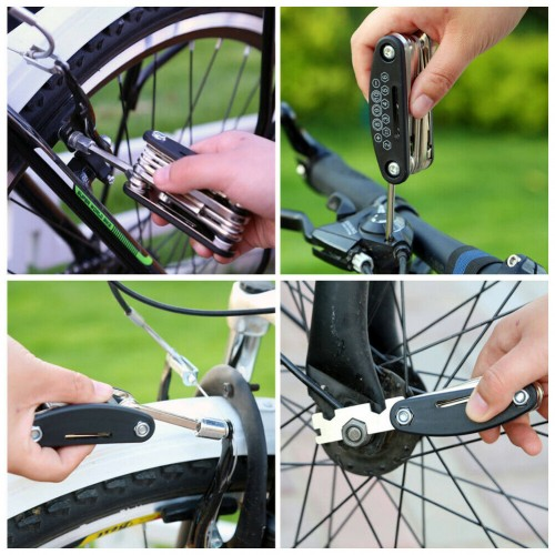 Easy Carry Fix Tool Set For Scooter Xiaomi M365 and Bike