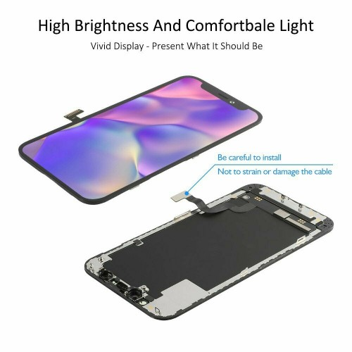 For iPhone 12 Mini OLED Display LCD Touch Screen Digitizer