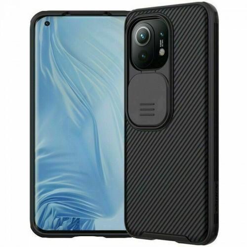Nillkin Camshield Pro Case For Xiaomi Mi 11 Black