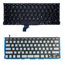 """Keyboard With Backlight Replacement For Apple MacBook Pro 13"""" A1502 Retina Laptop"""
