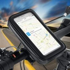 Bicycle Motor Bike Waterproof Phone Case Mount Holder 5.5 inch
