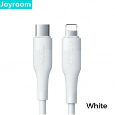 JOYROOM Fast Charging Cable for iPhone with Type-c  White
