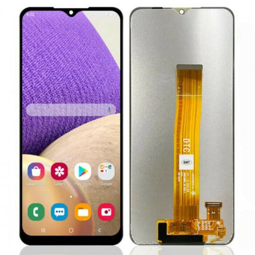 For Samsung Galaxy A12 A125F LCD Display Touch Screen Digitizer Replacement Black