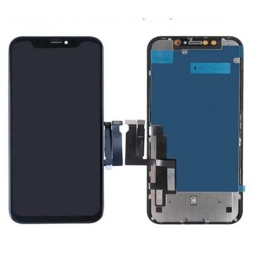 JK iPhone XR Replacement Incell LCD Display Touch Screen Digitizer Black