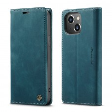 Caseme-013 Magnetic Card Case For iPhone 13 - Green