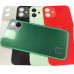 Big Hole Replacement Back Cover For iPhone 12 Green