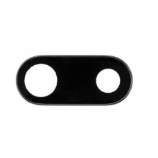 Camera Lens Cover Glass Without Frame For iPhone 7 Plus / 8 Plus Black