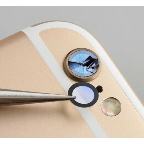 Camera Lens Cover Glass Without Frame For iPhone 6 Plus / 6S Plus