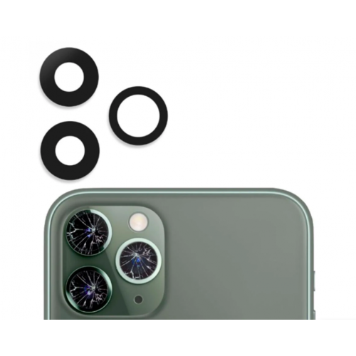 Camera Lens Cover Glass Without Frame For iPhone 11Pro / iPhone 11 Pro Max