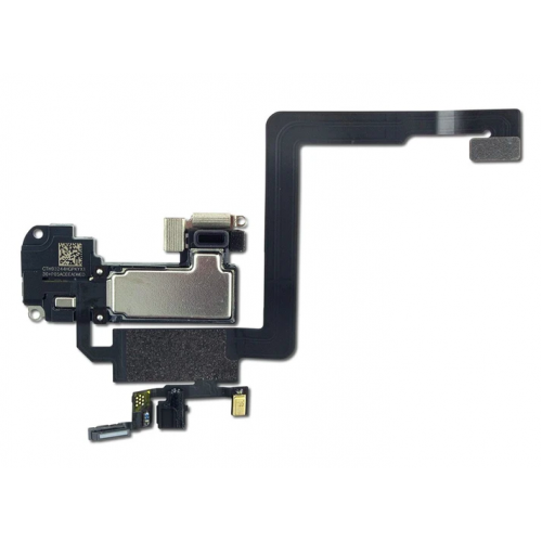 Ear Speaker With Microphone & Sensors Replacement For iPhone 11 Pro