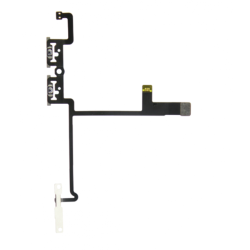 Volume Mute Flex Replacement For iPhone X