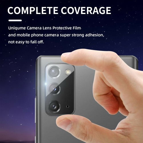 Camera lens Tempered Glass For Samsung Note 20