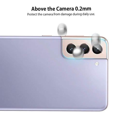Camera lens Tempered Glass For Samsung S21