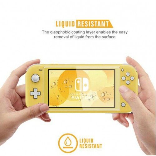 9H Premium Tempered Glass Protective Screen Protector for Nintendo Switch Lite