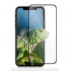 Remax 3D Full Cover Tempered Glass For iPhone XS Max  Black