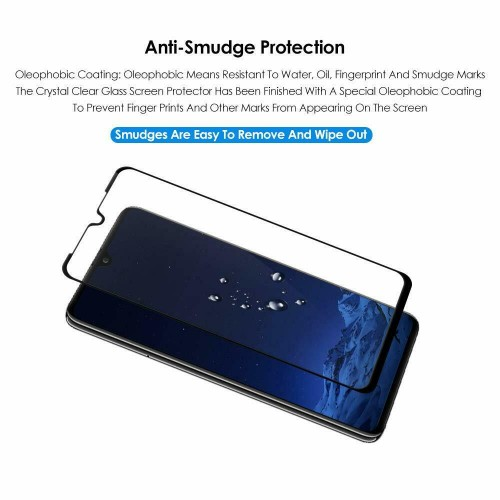 Tempered Glass for Huawei P30 Pro Black