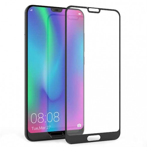 Tempered Glass for Huawei Honor 10 Black