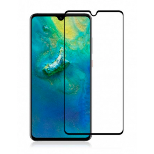 Tempered Glass for Huawei P30 Lite Black