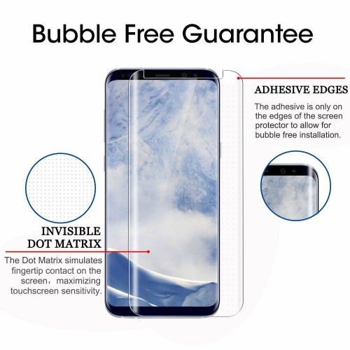 Tempered Glass for Samsung S9 Plus Clear