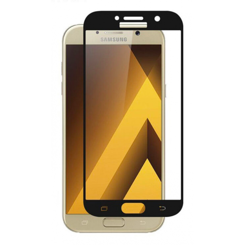 Tempered Glass for Samsung A5 (2016) Black