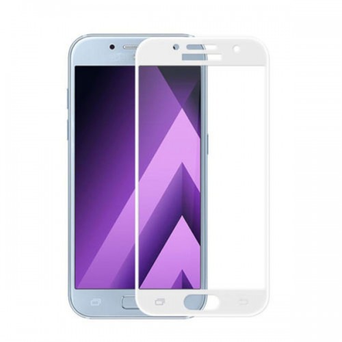 Tempered Glass for Samsung A5 (2016) White