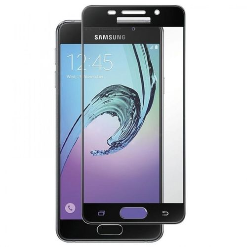Tempered Glass for Samsung A3 (2016) Black