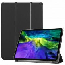 Premium PU Leather Case For Apple iPad Pro 12.9 (2020) Black