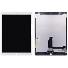 For iPad Pro 12.9'' (2015) Replacement Touch Screen Digitiser With LCD Assembly White