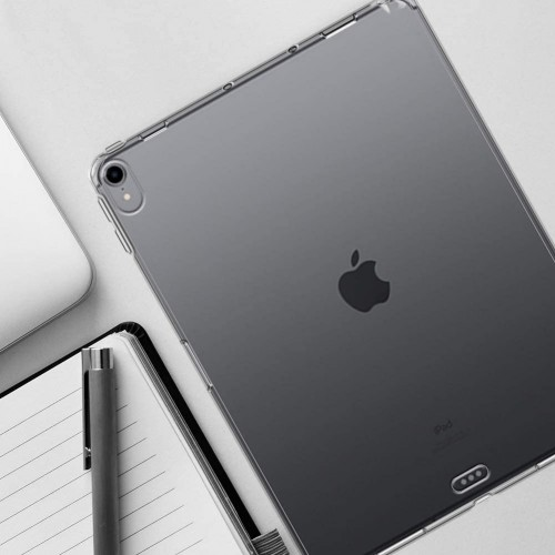 """Clear TPU Silicone Cover Case For iPad Pro 11"""" (2018)"""