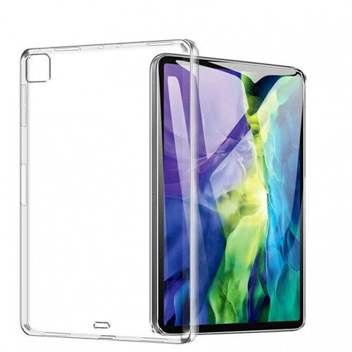Clear TPU Silicone Cover Case For iPad Pro 11'' (2020)