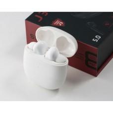 TWS Bluetooth Earphone For J3 White
