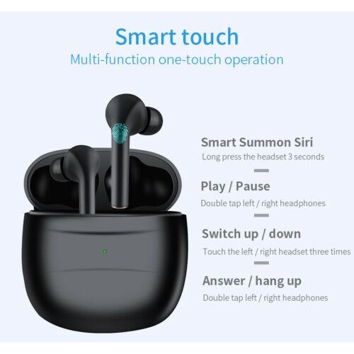 TWS Bluetooth Earphone For J3 black