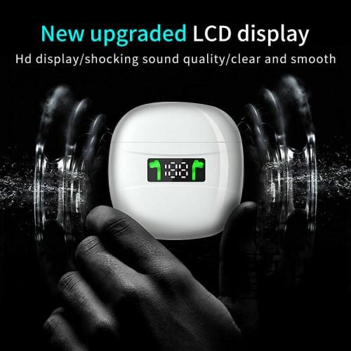 TWS Bluetooth Earphone For J3 Pro White
