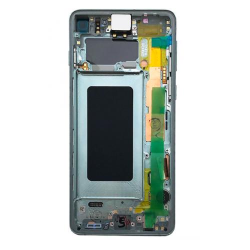 Samsung Galaxy S10 G973F Service Pack Screen - Black
