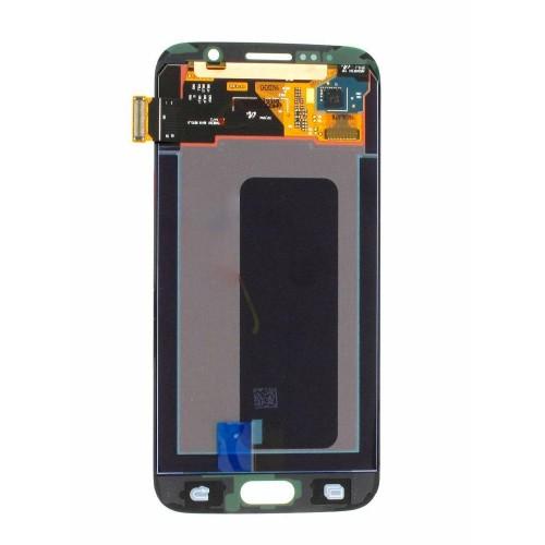 Samsung S6 G920 Service Pack Screen - Black