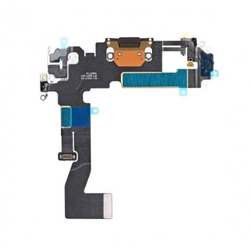 iPhone 12 Charging Port Flex Cable Black