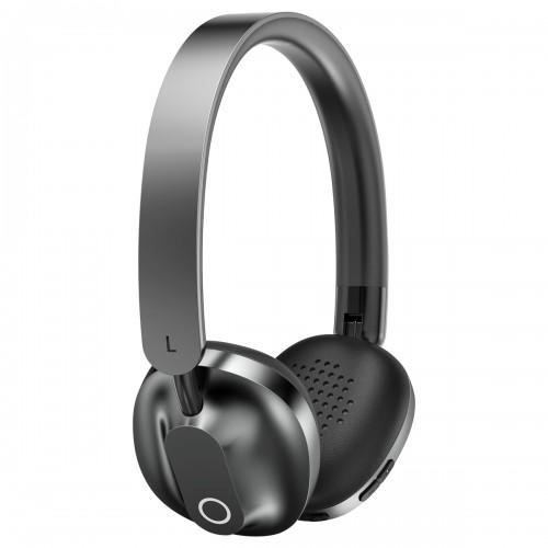 Baseus Headphone Bluetooth Encok D01 Wireless Tarnish