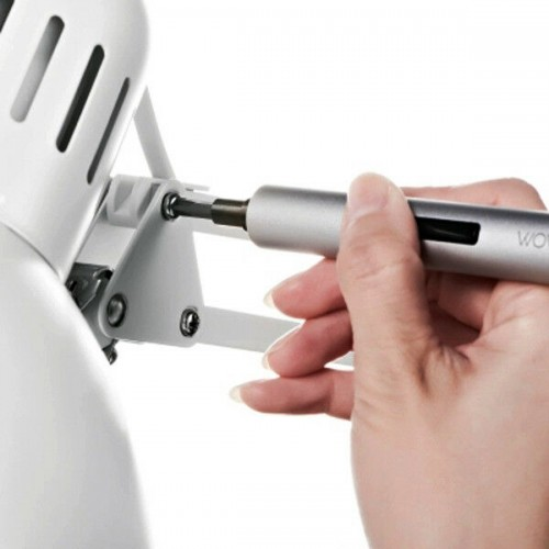Xiaomi Wowstick 1p Cordless Electric Screwdriver 19 in 1 Silver