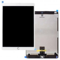 iPad iPad Pro 10.5'' 2017 Replacement Touch Screen Digitiser With LCD Assembly White