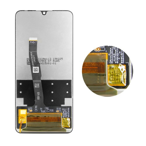 For Huawei P30 Lite LCD Display Touch Screen Digitizer Replacement Black