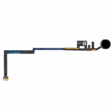 For iPad 5th / 6th Gen Home Button Key Connector Flex Cable Black