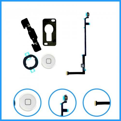iPad Air Home Button Flex White